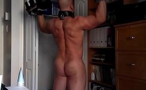 Muscle slave offing shoulders II
