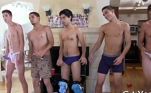 Homo erotic massage clips