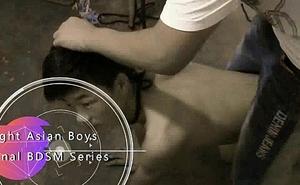 Slim Related Boy BDSM