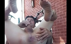 KINKY &amp_ NAKED OUTSIDE WITH MY SISTER AND NEIGHBORS Observing