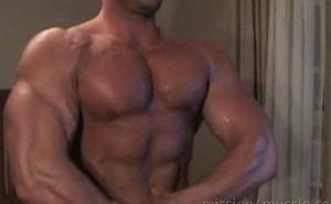 Huge Cum Load Frank The Tank Muscle Shrine