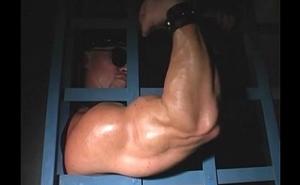 Muscle Leather Patrolman