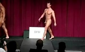 Nude Male Runway