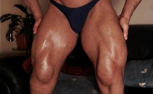 Quads and Glutes - sfw