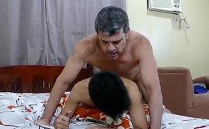 Asian twink assfingered and rawfucked