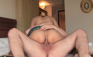 Post Op Ladyboy Amy filled With Hard Cock