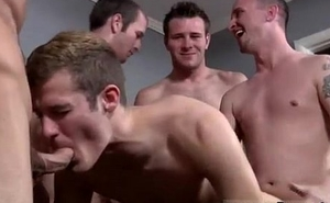 Cumshot schoolboys partition off gay first time He sucked ginormous cocks,