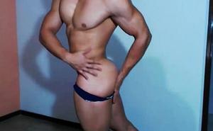 Hot Athlete Jeremy Santos