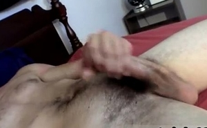 Japanese gay porn partition off Sexy and furry 23 year old Hunter hits the