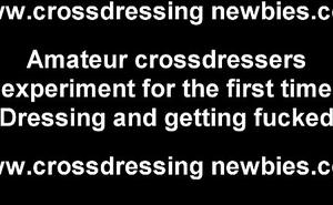 I always longed-for regarding get fucked while crossdressing
