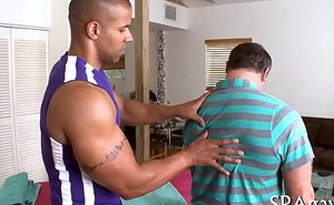 Gay male kneading episodes