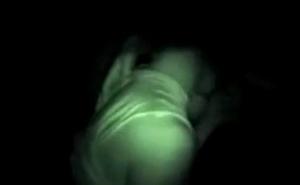 Sexo quarto escuro do cinema