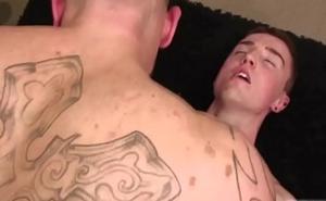 JP Dubois anal ripped by Harley Everett
