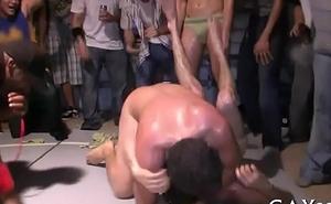 Homo erotic massage movie scenes