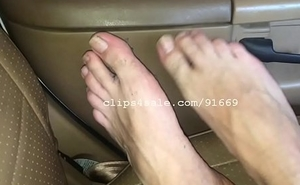 Lou Feet Video 1 Preview