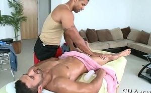 Homo massage for fellows