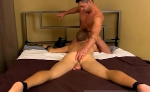 Daddy fetish gay His naked body lays prone on the bed, unshared coupled with