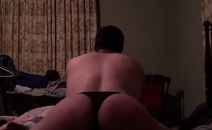 buuble booty joyful bi gets smashed hot str8 friends