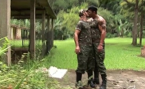 Thick Latin Cock Patrol on Tight Ass