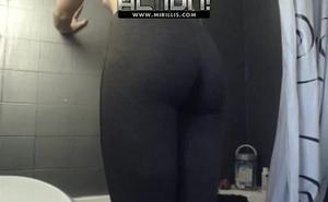 Shower Anal 1