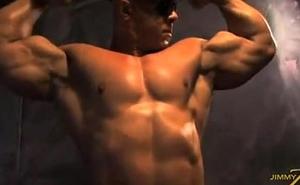 Muscledad Cop