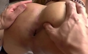 Transexual pounded raw