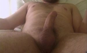 My Cum fag comes back from more plus gets a pencil in the ass