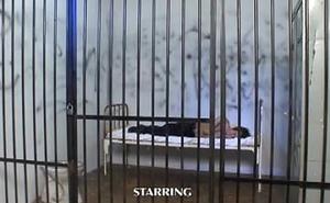 Prison whore work for cigarettes