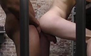 Bitches prison twink