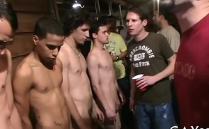 Homo boy massage video