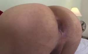 Masturbating amateur sex cream