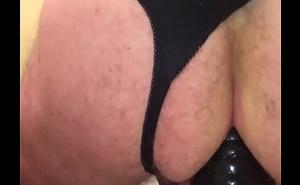giving my ass a good fucking