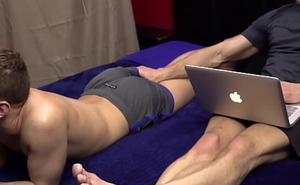 Hunky dad barebacks his twink stepson dimension come up to b become a finally he plays games