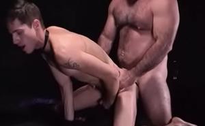 Jock verge beyond Fucked by a Ebullient abb� bear- Twink4Sale tube sex movie