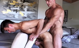 Travis Splits Oliver's Tight Brand-new Ass Be advisable for The Chief Time Ever In A Blue FlipFuck!