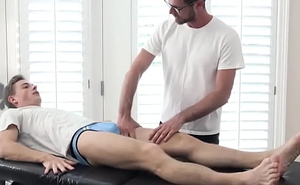 Gay Step Father Touches and Fucks Hi Straight Stepson