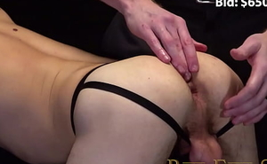 BoyForSale Slave bred by Legrand Wolf's big dick in mandate be advisable for papa